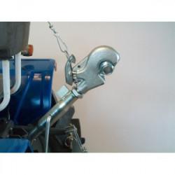 Pièces tracteur et micro tracteur - Barre de poussée automatique spéciale micro-tracteur - Lideragri
