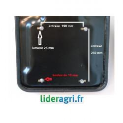 Accueil - Siège spécial micro tracteur - Lideragri