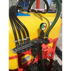 Pulvérisateur spécial micro tracteur agricole