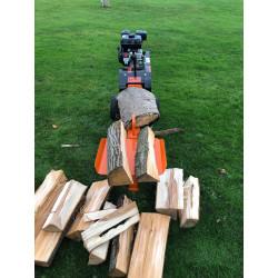 Fendeuse à bois  - Fendeuse coup de poing 22T - Lideragri
