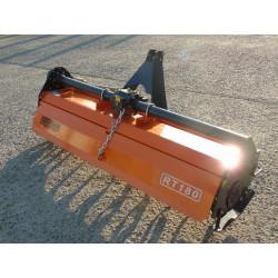 Rotavator fraise arrière microtracteur 1M80