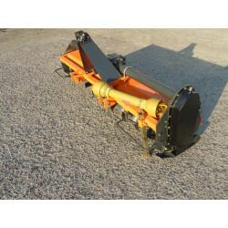 Rotavator 1M80 tracteur agricole