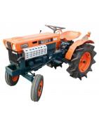 Matériel 3 points sur prise de force pour micro tracteur - Lideragri